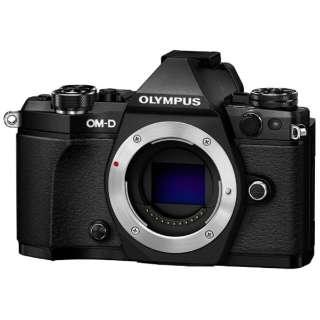 OM-D E-M5 Mark II ミラーレス一眼カメラ ブラック [ボディ単体]