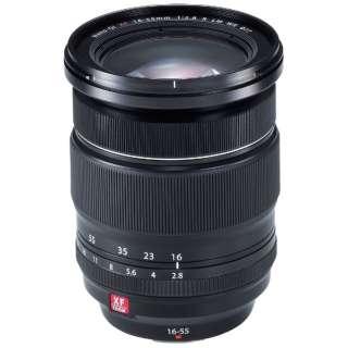 カメラレンズ XF16-55mmF2.8 R LM WR FUJINON(フジノン) ブラック [FUJIFILM X /ズームレンズ]