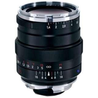 カメラレンズ T* 1.4/35 ZM Distagon(ディスタゴン) ブラック [ライカM /単焦点レンズ]