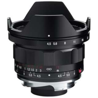 カメラレンズ 15mm F4.5 Aspherical III SUPER WIDE-HELIAR(スーパーワイドヘリアー) [ライカM /単焦点レンズ]