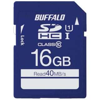 SDHCカード RSDC-U1Sシリーズ RSDC-016GU1S [16GB /Class10]