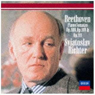スヴャトスラフ・リヒテル(p)/ベートーヴェン:ピアノ・ソナタ第30番・第31番・第32番 スペシャルプライス限定盤 【CD】