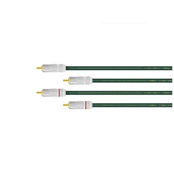 オヤイデ電気RCAケーブル (3.0m) (QAC222RCA3.0) 【送料無料】 QAC-222 RCA/3.0