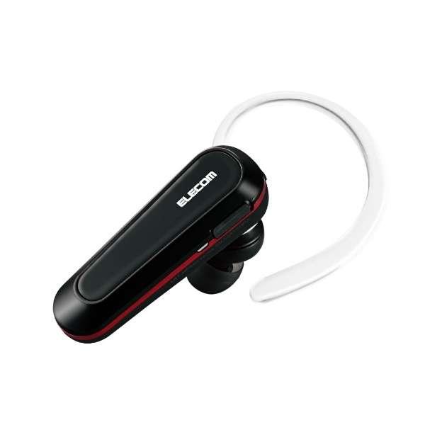 LBT-HPS03PCBK ヘッドセット ブラック [ワイヤレス(Bluetooth) /片耳 /イヤフックタイプ]