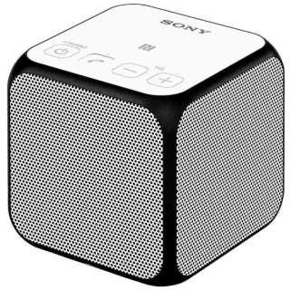 SRS-X11WC ブルートゥース スピーカー ホワイト [Bluetooth対応]