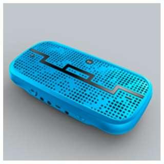 SOL DECK ULT BLU ブルートゥース スピーカー ホライズンブルー [Bluetooth対応]