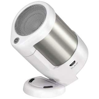 SSA40M WH ブルートゥース スピーカー ホワイト [Bluetooth対応]