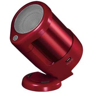 SSA40M R ブルートゥース スピーカー レッド [Bluetooth対応]