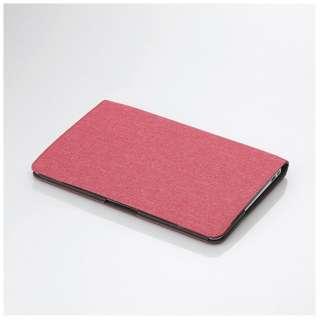 11インチMacBook Air用 ファブリックカバー レッド MB-A11FCRD