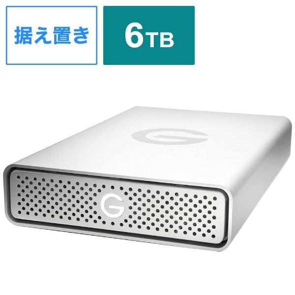 G-DRIVE USB G1 6000GB Silver JP 0G03677
