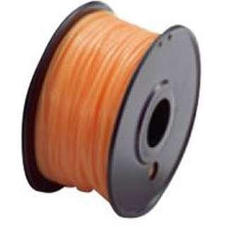 3Dプリンター Value3D MagiX MF-500用 PLAフィラメント(蛍光オレンジ) MF5-17Gオレ25