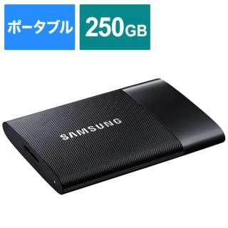 MU-PS250B/IT 外付けSSD [ポータブル型 /250GB]
