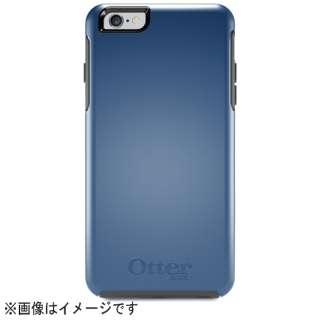 iPhone 6 Plus用 Symmetry ベーシックシリーズ ディープウォーターブルー/スレートグレイ OTB-PH-000176