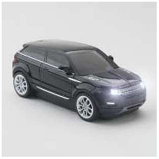 FACE 660967 マウス Range Rover イヴォーク(ブラック)  [光学式 /USB /無線(ワイヤレス)]