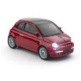 FACE 660493 マウス クリックカーマウス Fiat 500(レッド)  [光学式 /USB /無線(ワイヤレス)]