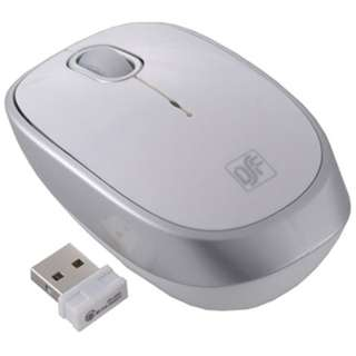 PC-SMWIR31 W マウス ホワイト  [IR LED /3ボタン /USB /無線(ワイヤレス)]