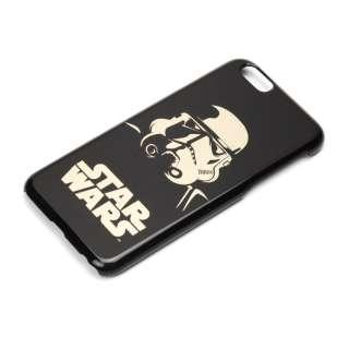 iPhone 6用 ハードケース 金箔押し スターウォーズ・ストームトルーパー PG-DCS922ST
