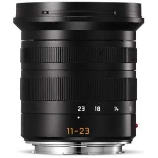 カメラレンズ T F3.5-4.5/11-23mm ASPH. Super-Vario-Elmar(スーパー・バリオ・エルマー) ブラック [ライカT /ズームレンズ]