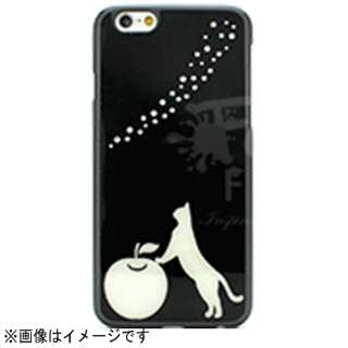 iPhone 6用 RhineStone case キュリアス キャット Fantastick I6N06-14D403-04