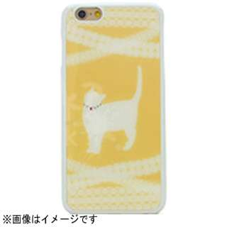 iPhone 6用 RhineStone case キャット with ネックレス Fantastick I6N06-14D403-99