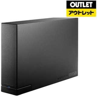 【アウトレット品】 HDCL-UT2.0KC 外付けHDD ブラック [据え置き型 /2TB] 【生産完了品】