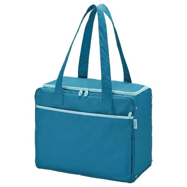 保冷ショッピングバッグ(約22L) RED-022-BL ブルー