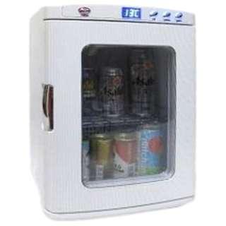 XHC-25-WH ディスプレイ型ポータブル保冷温庫[25L] 白