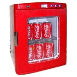 XHC-25-RD ディスプレイ型ポータブル保冷温庫[25L] 赤