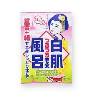 毛穴撫子 重曹白肌風呂(30g) [入浴剤]