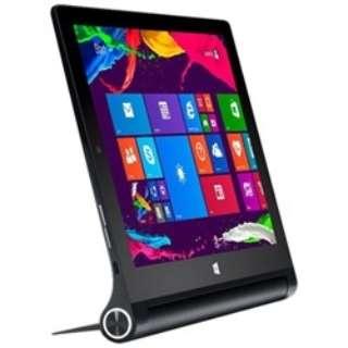 [LTE対応]YOGA Tablet 2-1051L [Windowsタブレット・SIMフリー・Office付き] 59435738 (2014年最新モデル・エボニー) 59435738 エボニー [10.1型 /intel Atom /eMMC:32GB /メモリ:2GB /2014年12月モデル]