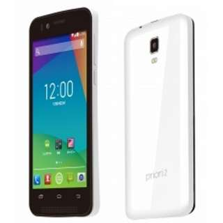 [LTE非対応]SIMフリースマートフォン 「priori2」 スペシャルパック FT142A-PR2SP-WH (ホワイト)