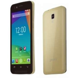 [LTE非対応]SIMフリースマートフォン 「priori2」スペシャルパック FT142A-PR2SP-CG(シャンパンゴールド)