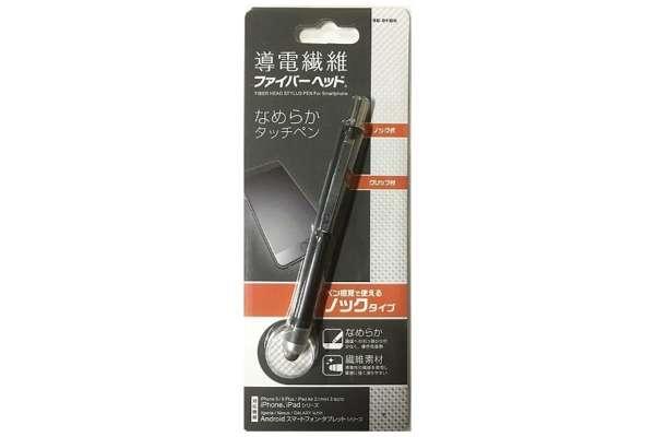 ミヨシ「ノック式タッチペン」SB01