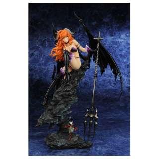 塗装済み完成品 黒の守り手 屈曲角の悪魔(ディアボルス・インクリナタス):デスデモナ