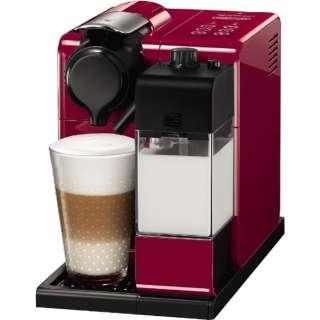 F511-RE カプセル式コーヒーメーカー Lattissima touch(ラティシマ・タッチ)