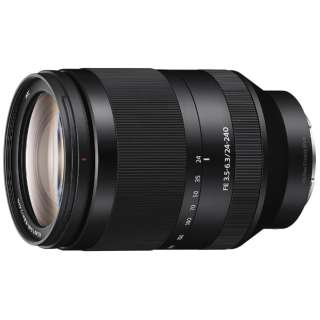 カメラレンズ FE 24-240mm F3.5-6.3 OSS ブラック SEL24240 [ソニーE /ズームレンズ]