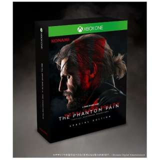 METAL GEAR SOLID V: THE PHANTOM PAIN SPECIAL EDITION【Xbox Oneゲームソフト】
