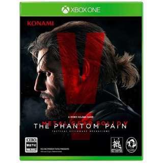METAL GEAR SOLID V: THE PHANTOM PAIN 通常版【Xbox Oneゲームソフト】