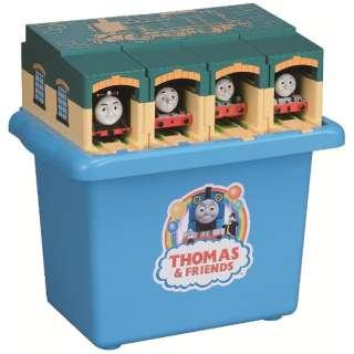 プラレール トーマスシリーズ たためるトーマス機関庫
