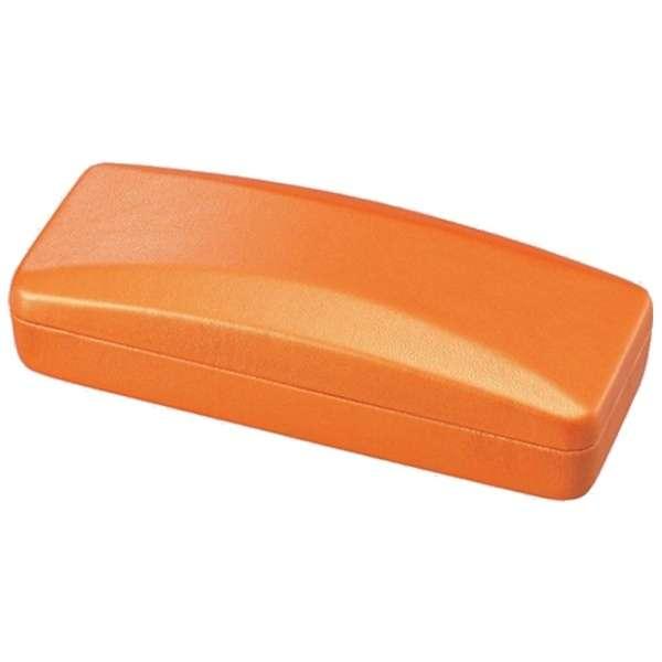 ハード メガネケース(オレンジ)SO-36 OR