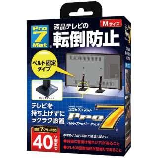 防震闭合器[到M码/电视40V型]BST-N0552B黑色