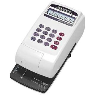 電子式チェックライター FX-45