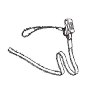 AK-22用 ネックストラップ(クリップ付)AK-22-STRAP