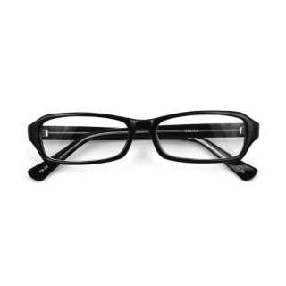 老眼鏡 エントリーライン FR-08(ブラック/+2.00)