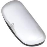 プラスチックハード メガネケース(ホワイト)2013-01