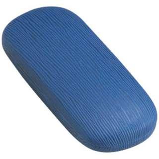 メタルハード メガネケース(ブルー)2258-03