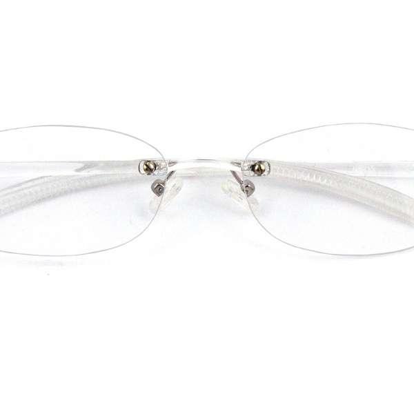 TR-90老眼鏡 TP-11 WT(ホワイト/+1.00)