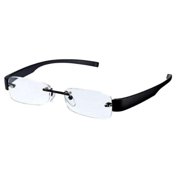 老眼鏡 ここちあい BL(ブラック/+3.00)