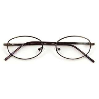 老眼鏡 エントリーライン FR-05(ブラウン/+2.50)
