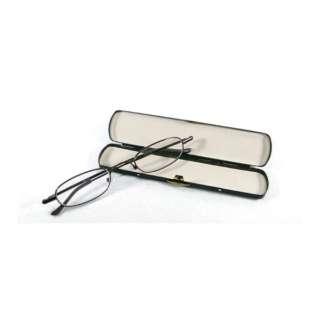 携帯用老眼鏡 キングダム LD-01(ブラウン/+1.00)